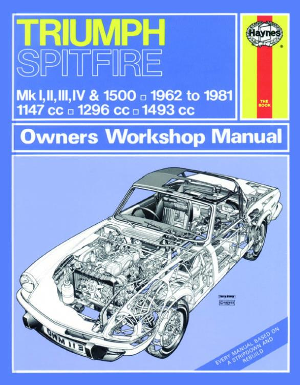 0113 haynes manual triumph spitfire 62 81 up to x rh eandmmotorfactors co uk BMW Air Filter BMW X5 Filter