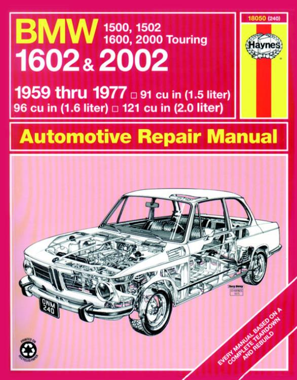 0240 haynes manual bmw 1500 1502 1600 1602 2000 2002 59 77 rh eandmmotorfactors co uk BMW Air Filter BMW Oil Filter Location
