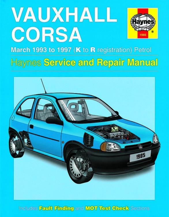 1985 haynes manual vauxhall corsa petrol mar 93 97 k to r rh eandmmotorfactors co uk haynes manual corsa vxr haynes manual corsa b free download
