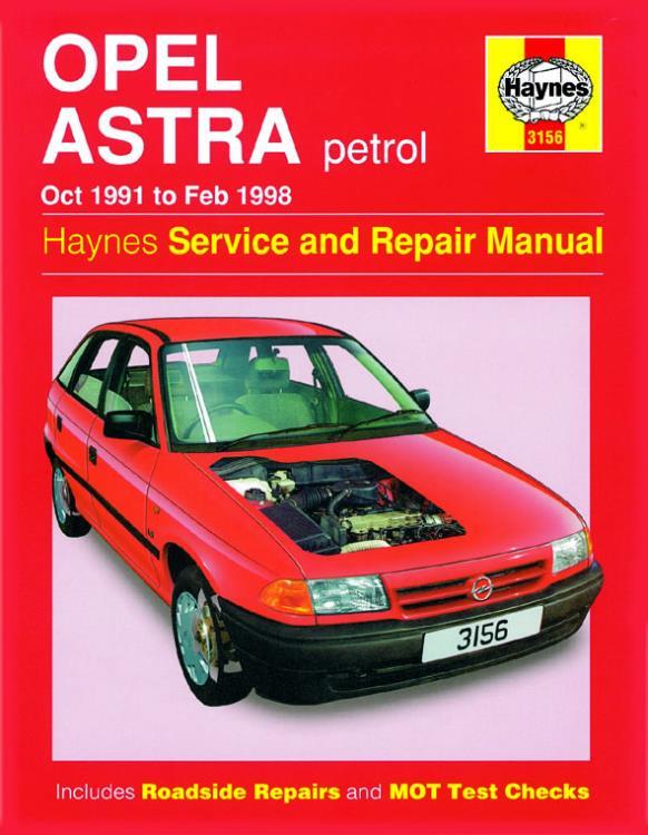 Opel Astra J Workshop Manual - markitorsolutions