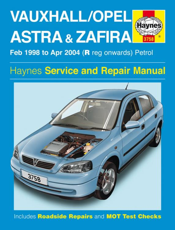3758 haynes manual vauxhall opel astra zafira petrol feb 98 apr rh eandmmotorfactors co uk Haynes Repair Manual 1991 Honda Civic Chilton Repair Manuals PDF