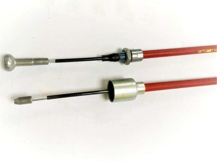 BTP Parts Detachable Alko Brake Cable 890mm outer sleeve
