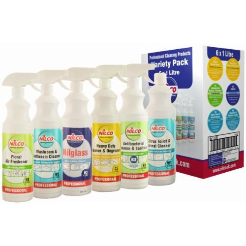NILCO PACK OF 6 JANITORIAL PRO Car Cleaning Kit - NILSVTN1MP6 - NILSVTN1MP6.jpg