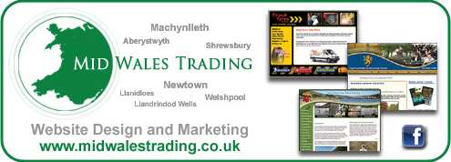 Website Designs By Mid Wales Trading